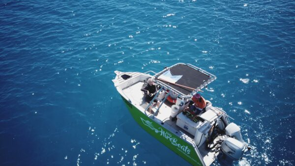 Reef Hire Boat